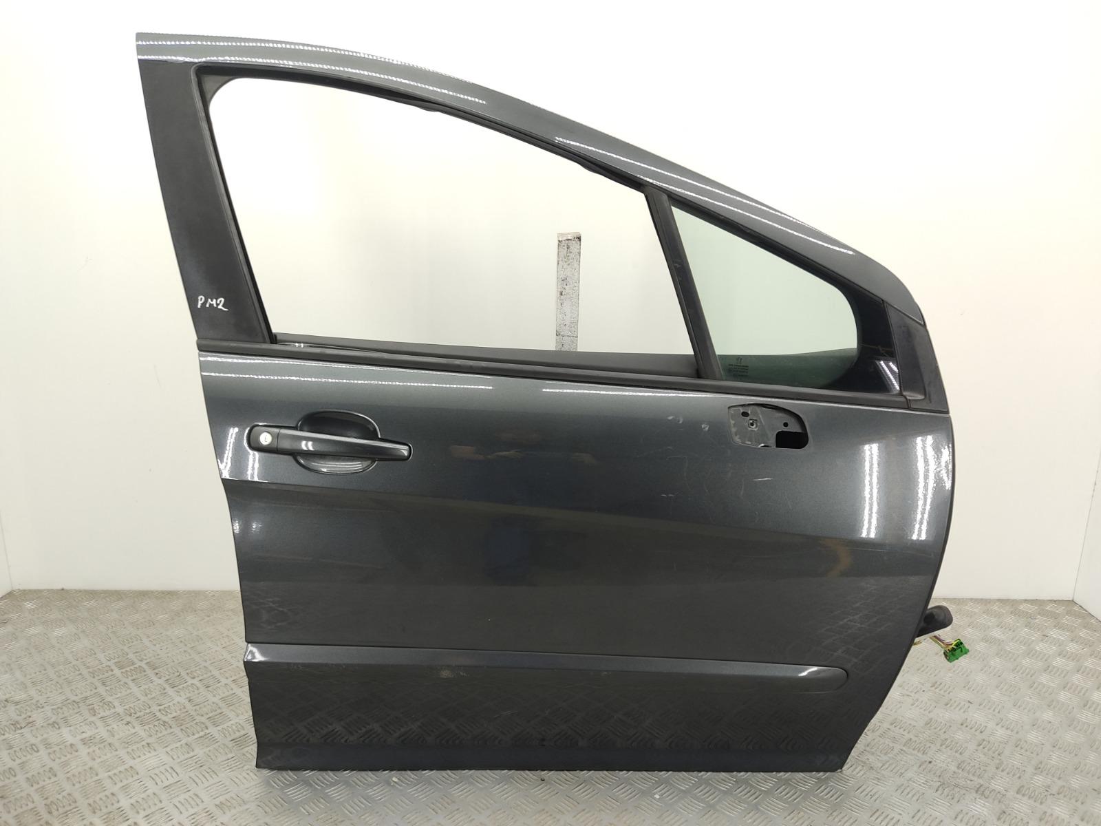 Дверь передняя правая Peugeot 308 T7 1.6 I 2008 (б/у)