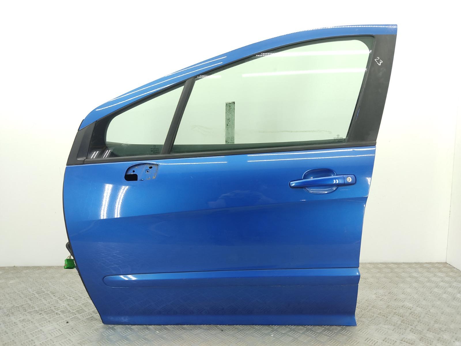 Дверь передняя левая Peugeot 308 T7 1.6 I 2007 (б/у)