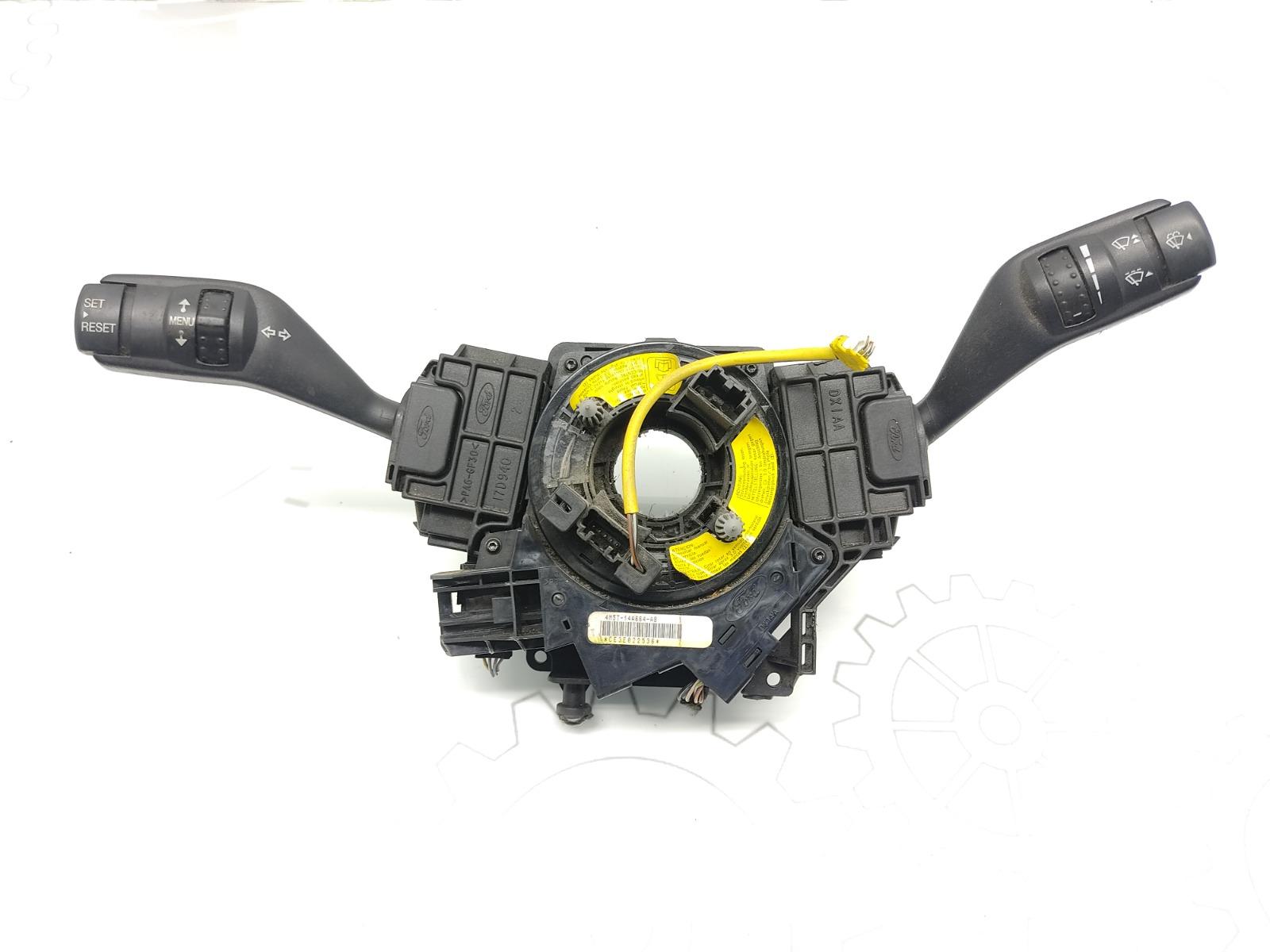 Переключатель подрулевой (стрекоза) Ford Focus 1.6 TDCI 2010 (б/у)