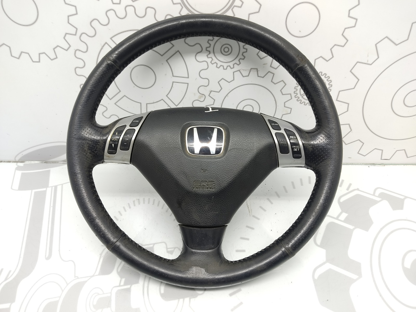 Руль Honda Accord MK6 2.4 I 2005 (б/у)