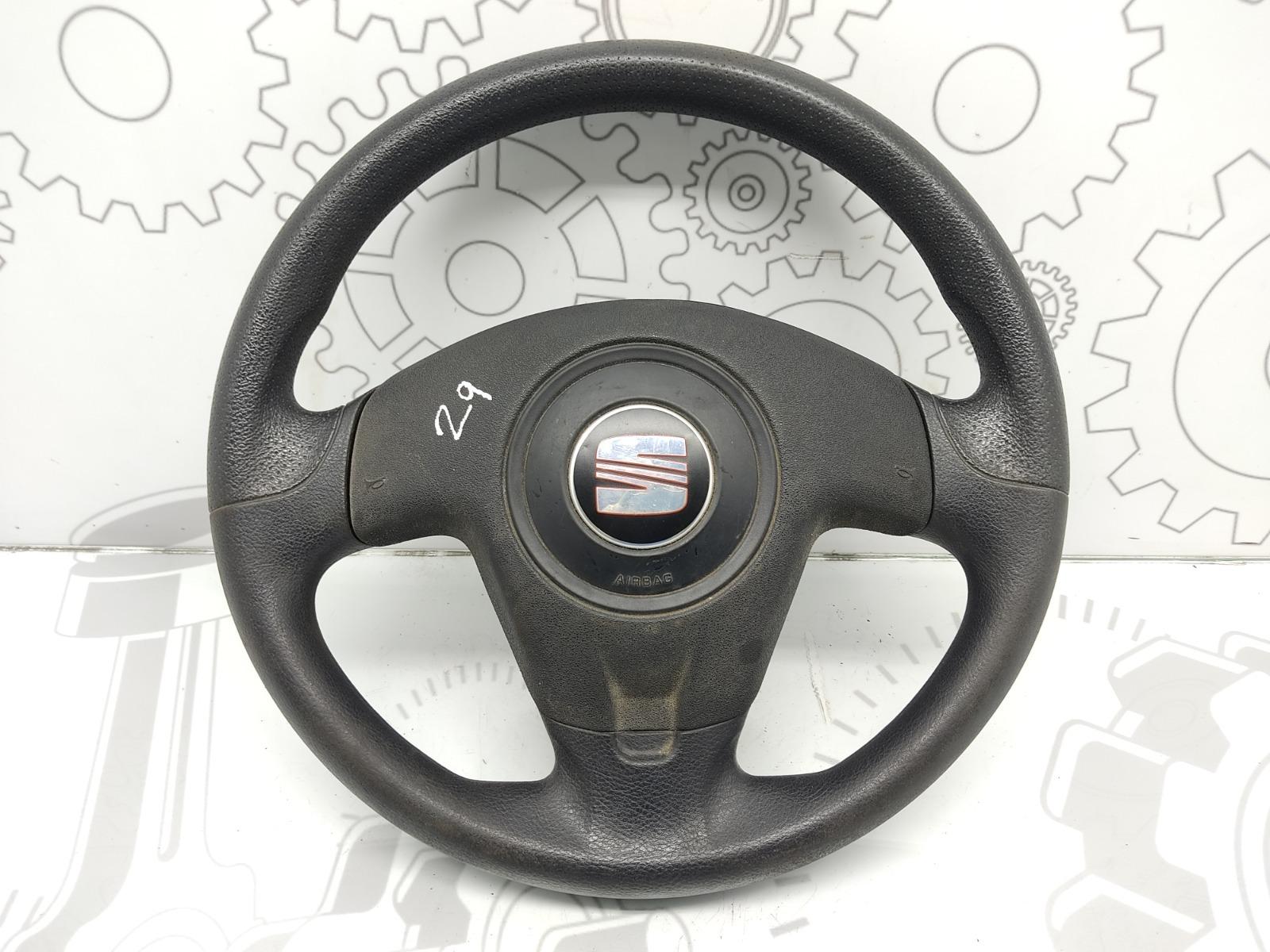 Руль Seat Ibiza 3 1.4 I 2006 (б/у)