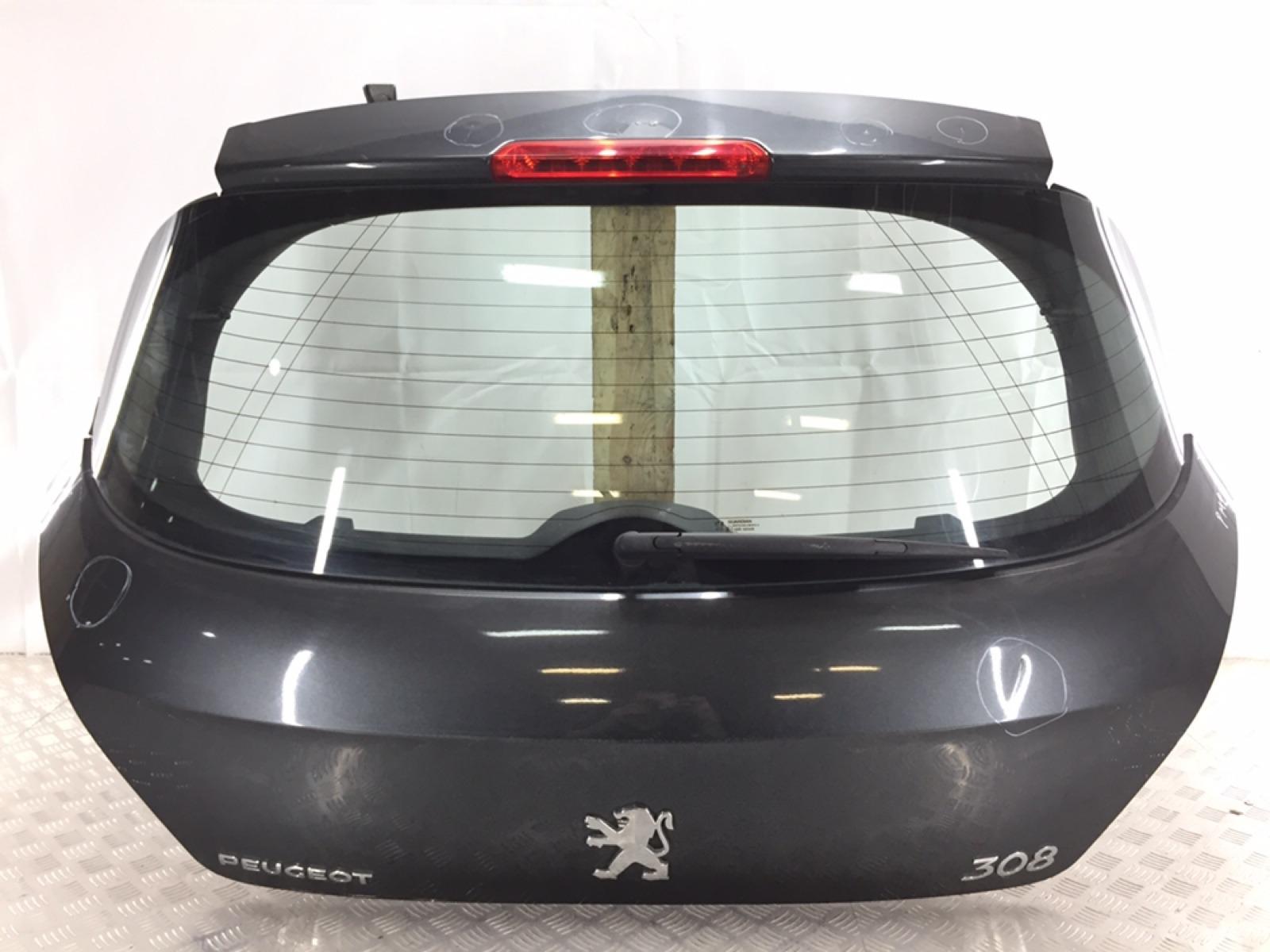 Крышка багажника Peugeot 308 T7 1.6 I 2008 (б/у)