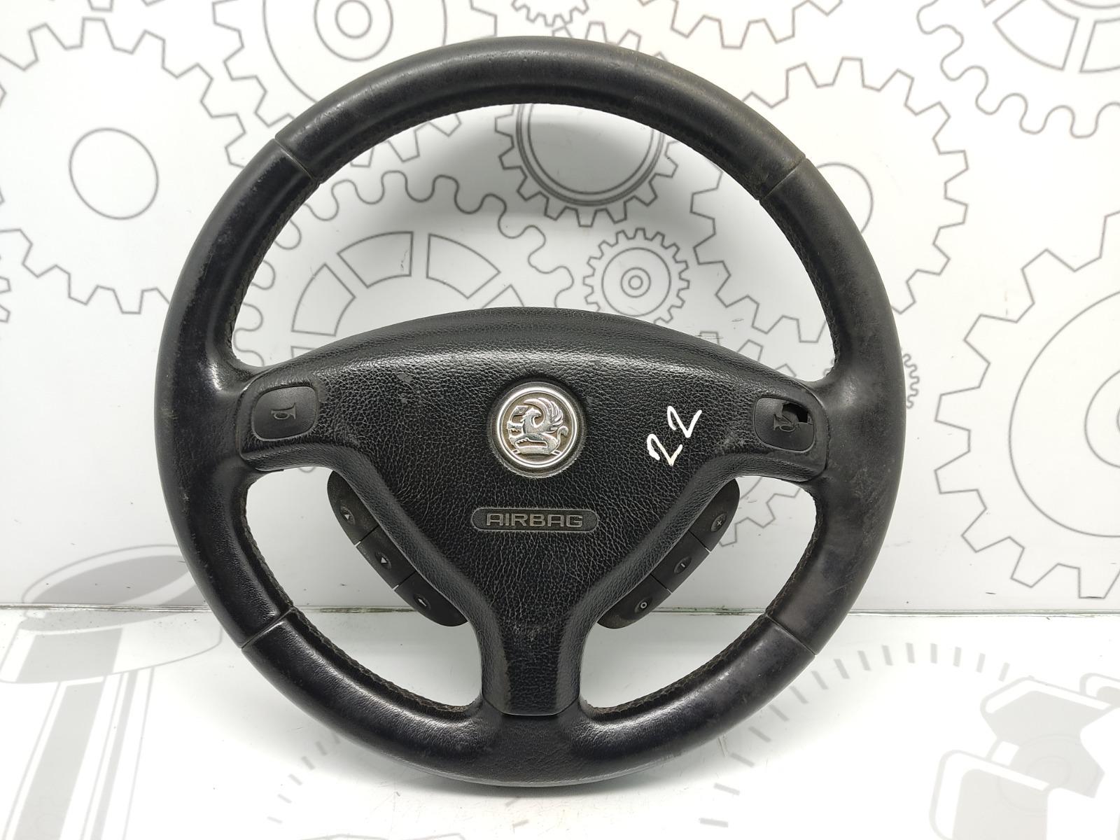Руль Opel Zafira A 2.0 DTI 2004 (б/у)