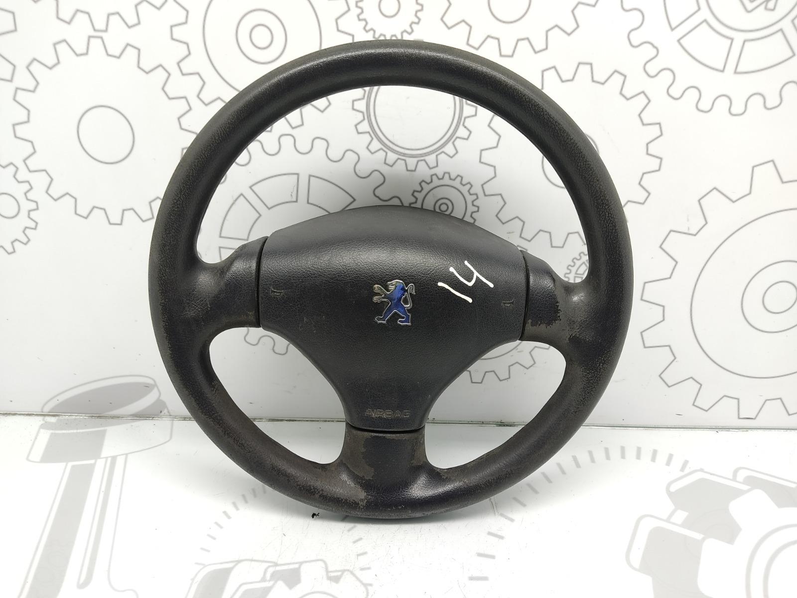Руль Peugeot 206 1.4 I 2003 (б/у)