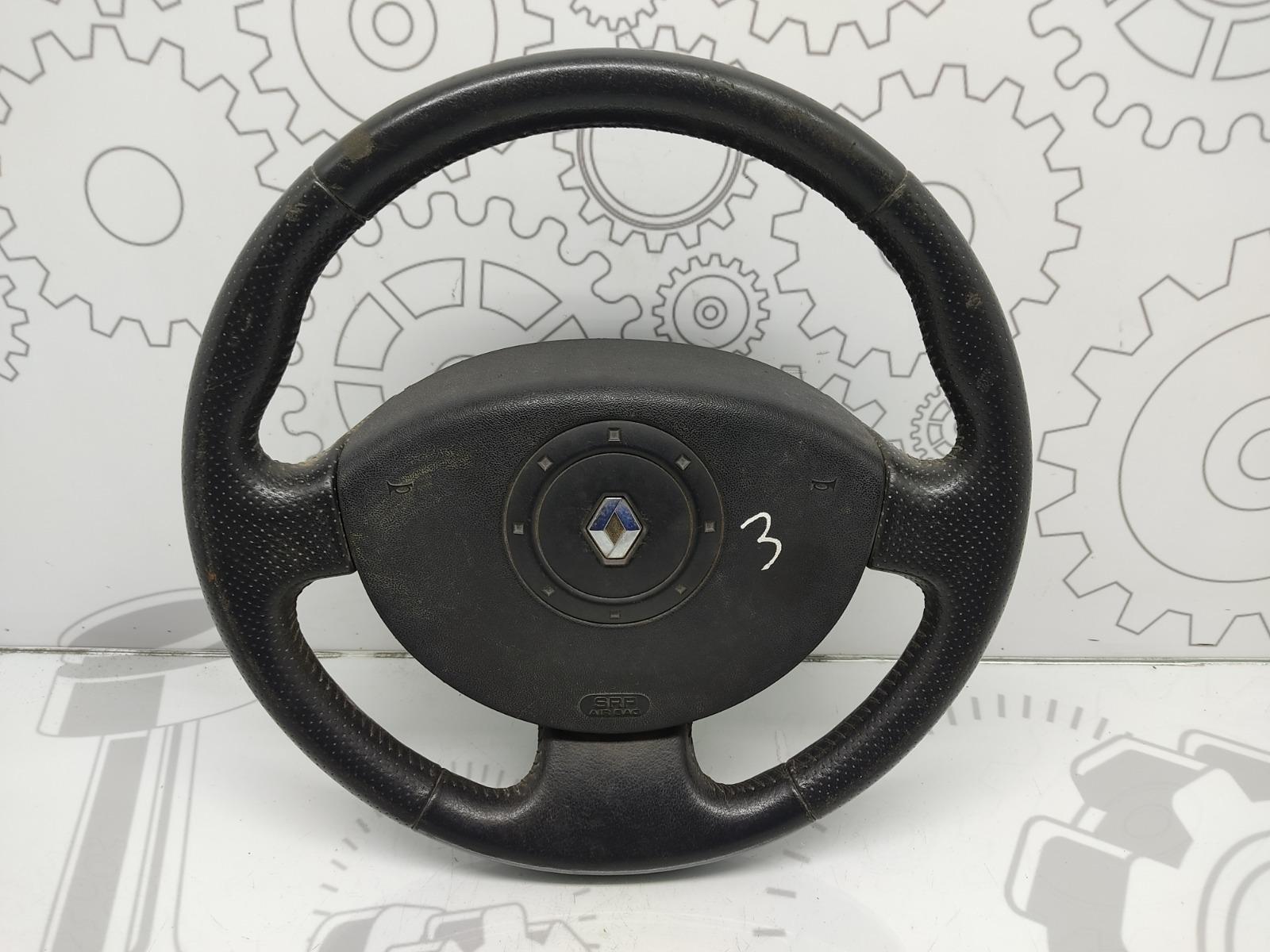 Руль Renault Megane 1.6 I 2008 (б/у)