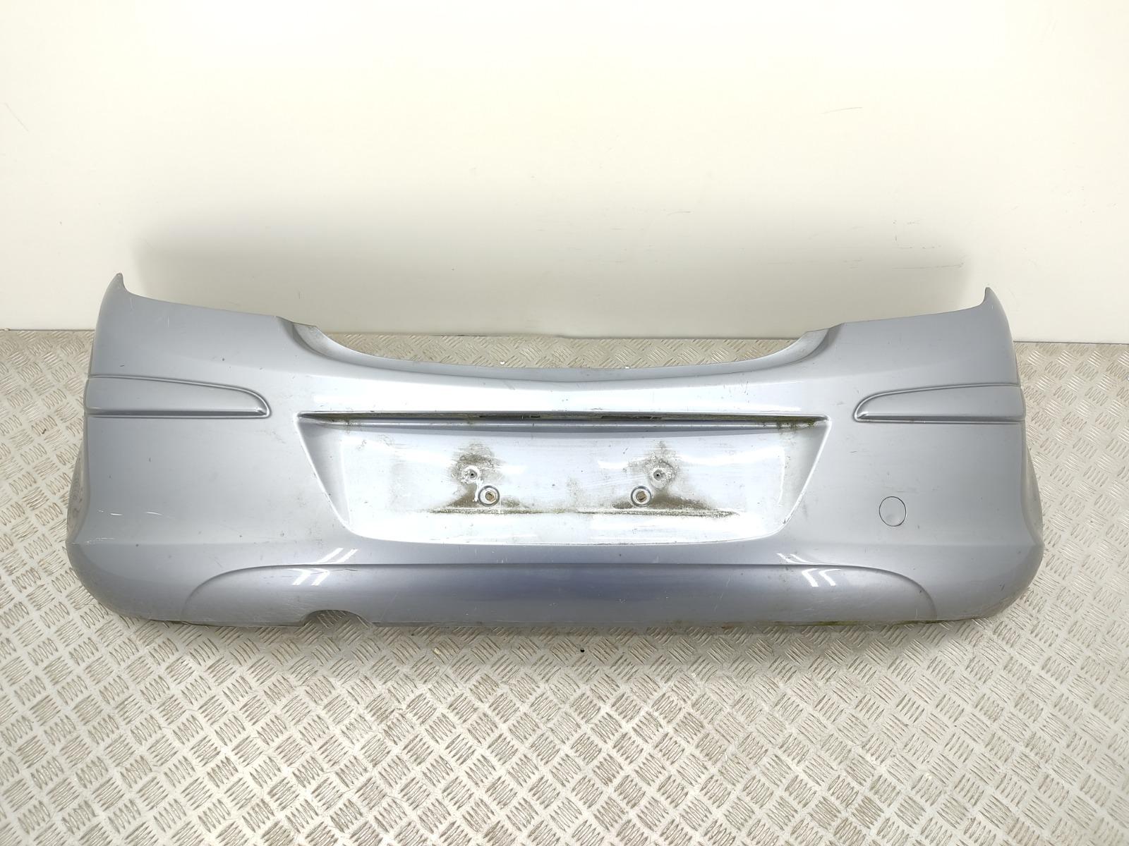 Бампер задний Opel Corsa D 1.2 I 2007 (б/у)
