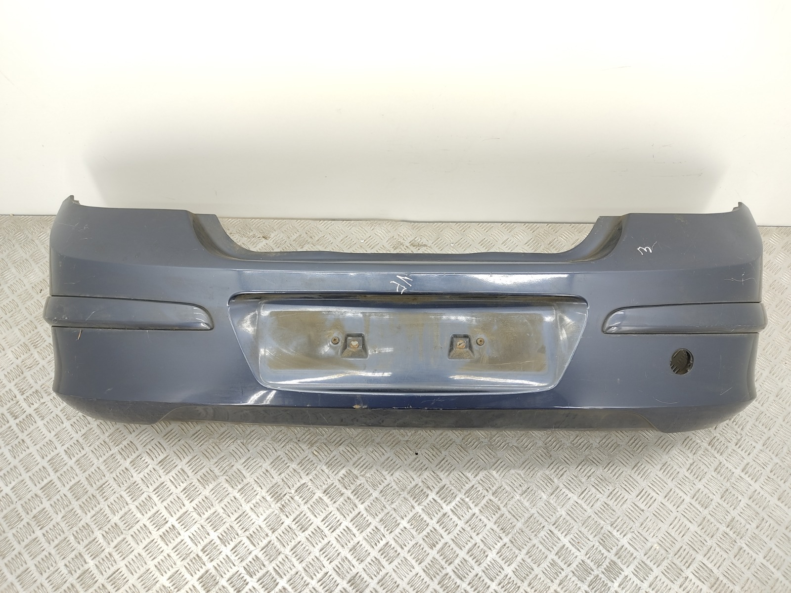 Бампер задний Opel Astra H 1.6 I 2006 (б/у)
