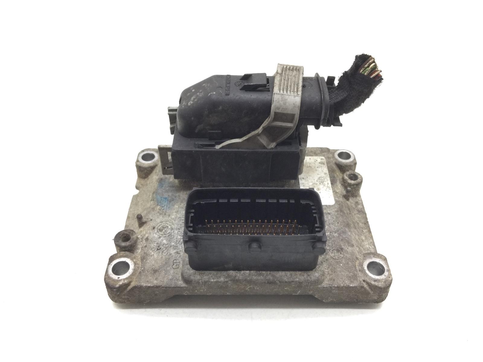Блок управления двигателем Opel Meriva 1.4 I 2005 (б/у)