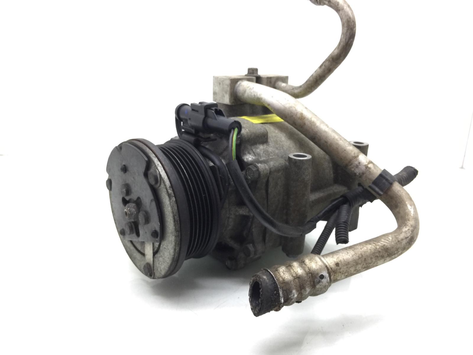 Компрессор кондиционера Ford Fusion 1.4 I 2009 (б/у)