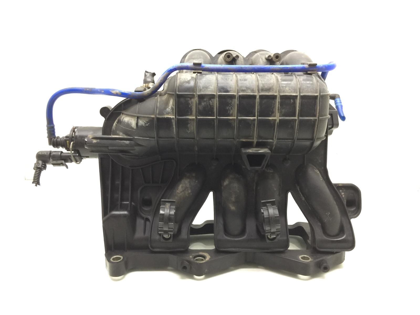 Коллектор впускной Fiat Punto 3 1.2 I 2007 (б/у)