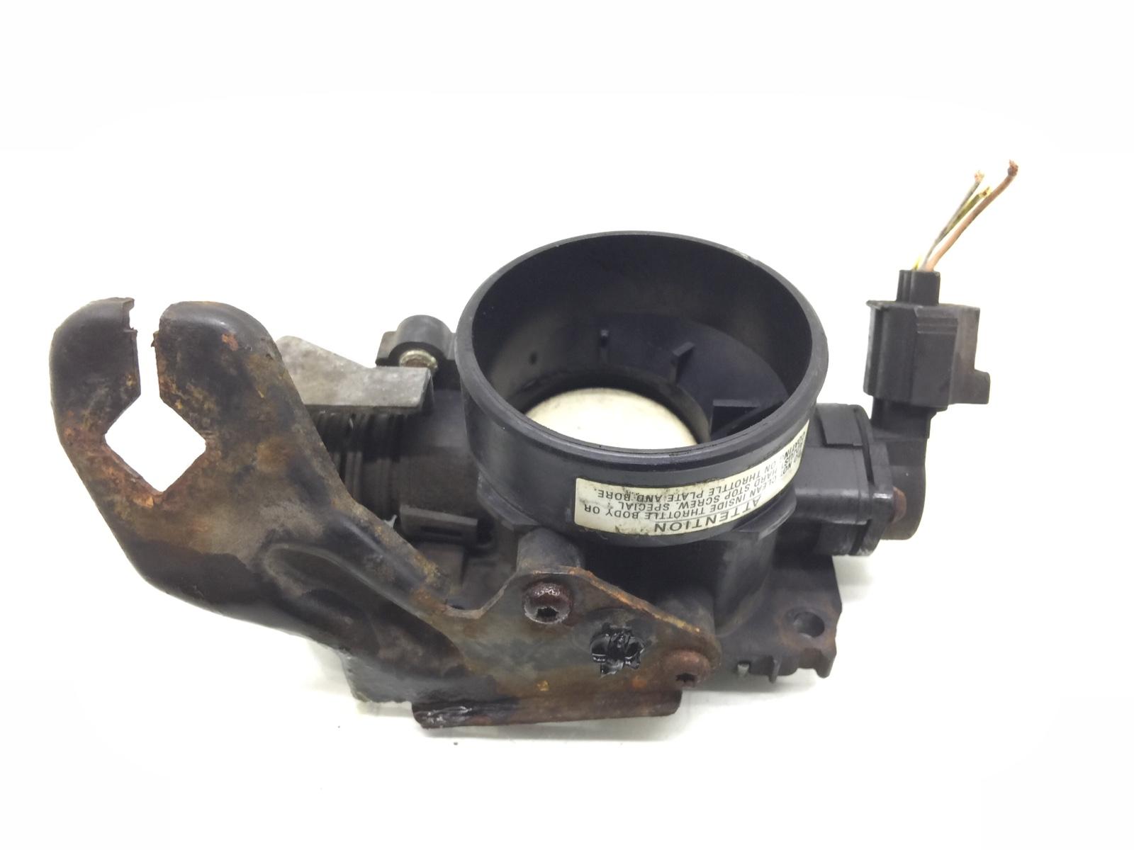 Заслонка дроссельная Ford Focus 1.6 I 2001 (б/у)