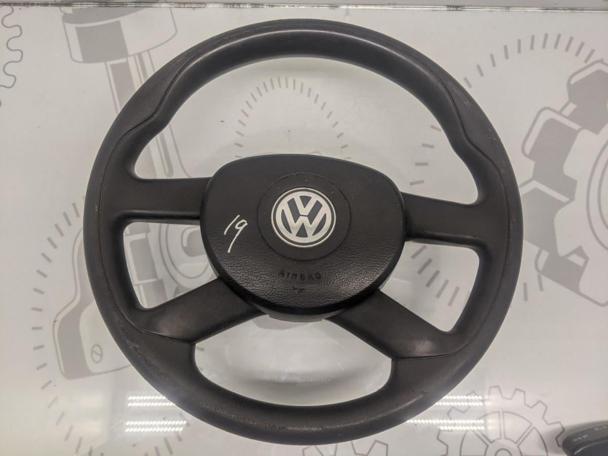 Руль Volkswagen Polo 1.4 TDI 2006 (б/у)