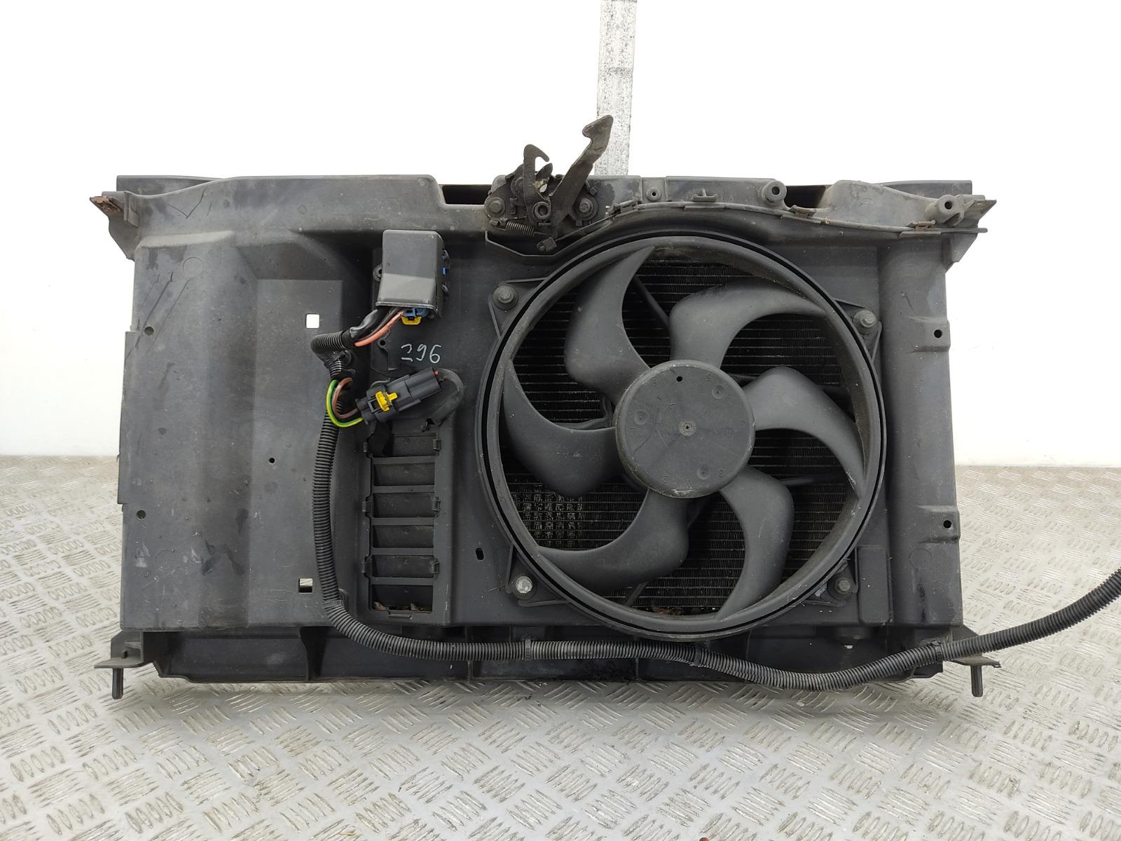 Кассета радиаторов Citroen C4 1.6 I 2006 (б/у)