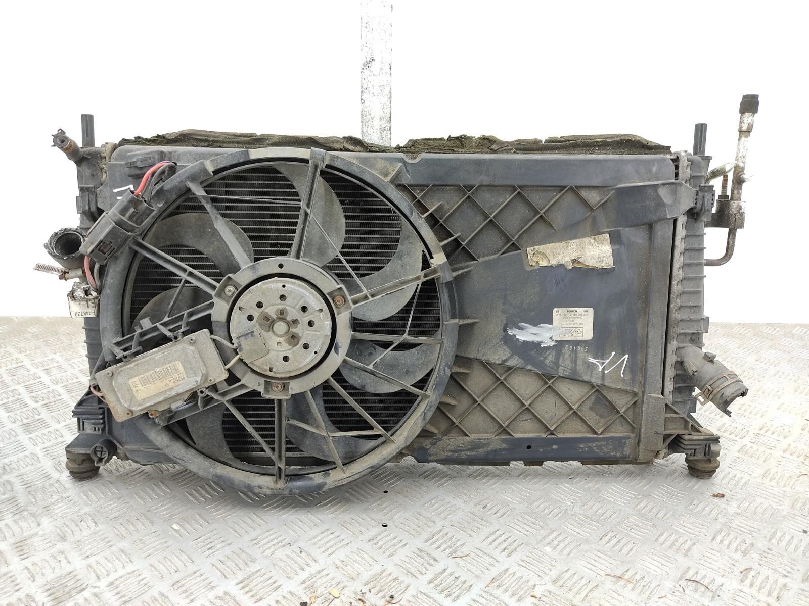 Кассета радиаторов Ford C-Max 1.8 I 2003 (б/у)
