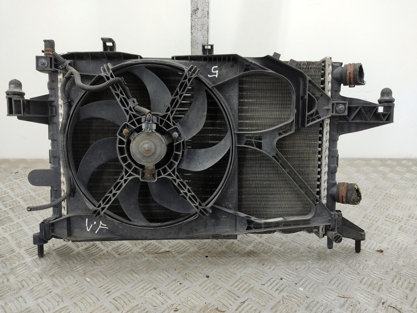 Кассета радиаторов Opel Corsa C 1.2 I 2006 (б/у)
