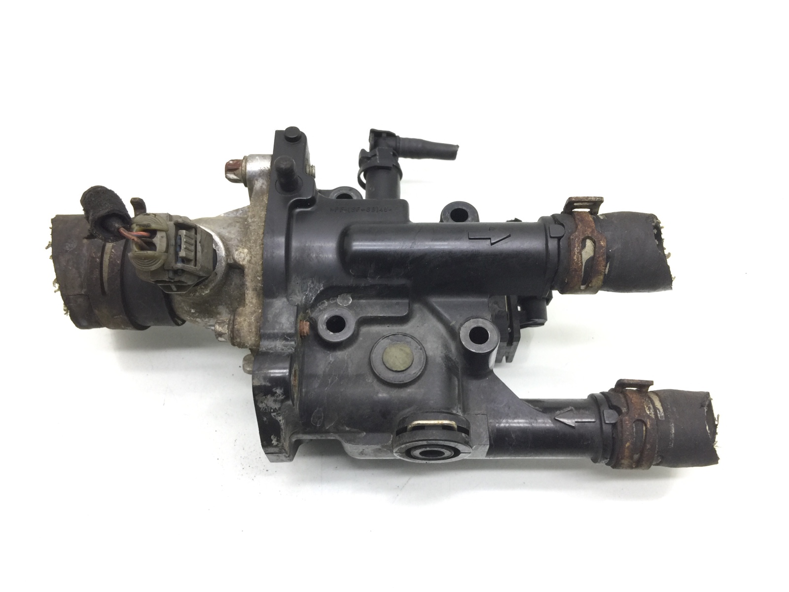 Корпус термостата Opel Astra H 1.6 I 2009 (б/у)
