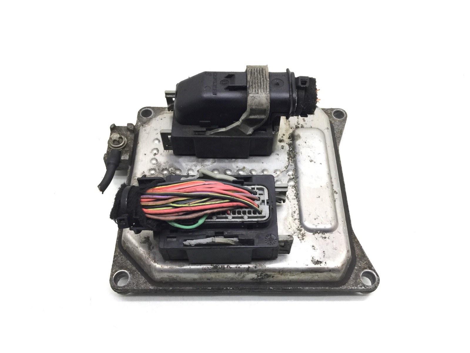 Блок управления двигателем Opel Astra H 1.6 I 2009 (б/у)