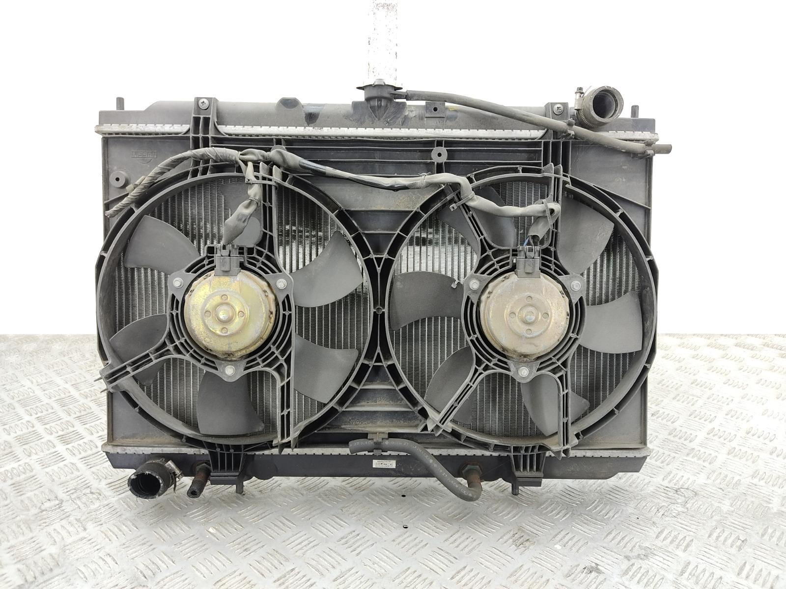 Кассета радиаторов Nissan Almera Tino 2.0 I 2002 (б/у)