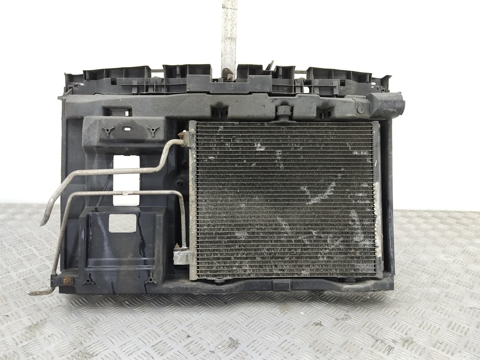 Кассета радиаторов Citroen C3 1.4 I 2005 (б/у)
