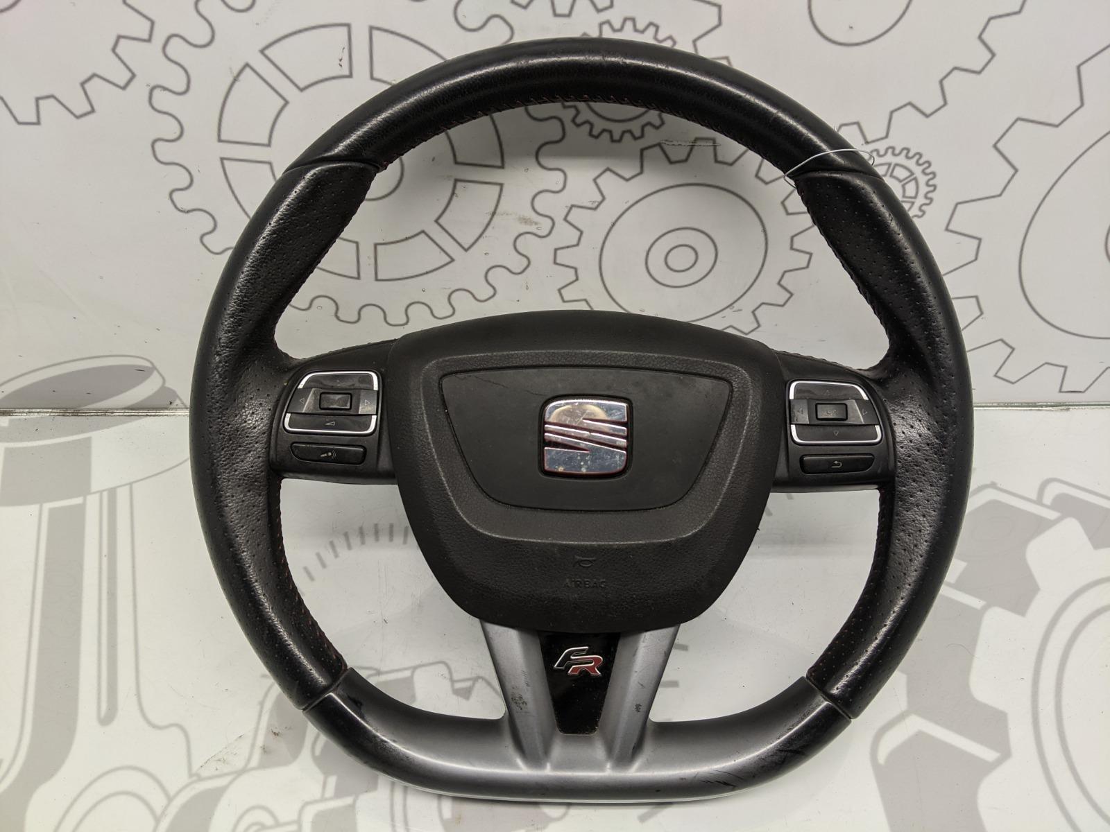 Руль Seat Leon 2.0 TDI 2010 (б/у)