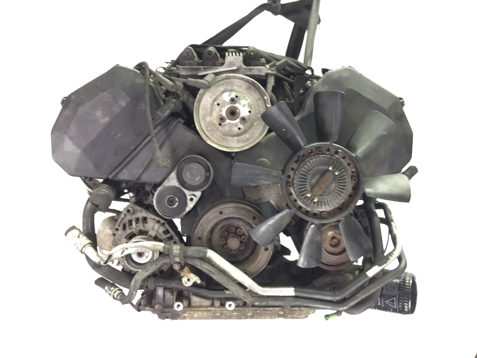 Двигатель Volkswagen Passat B5 2.8 I 2001 (б/у)