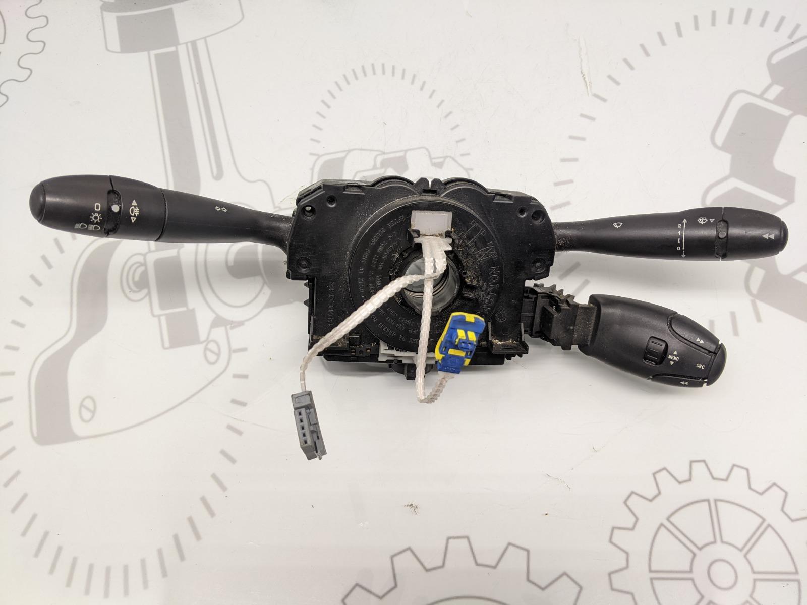 Переключатель подрулевой (стрекоза) Citroen Berlingo 1.6 HDI 2011 (б/у)