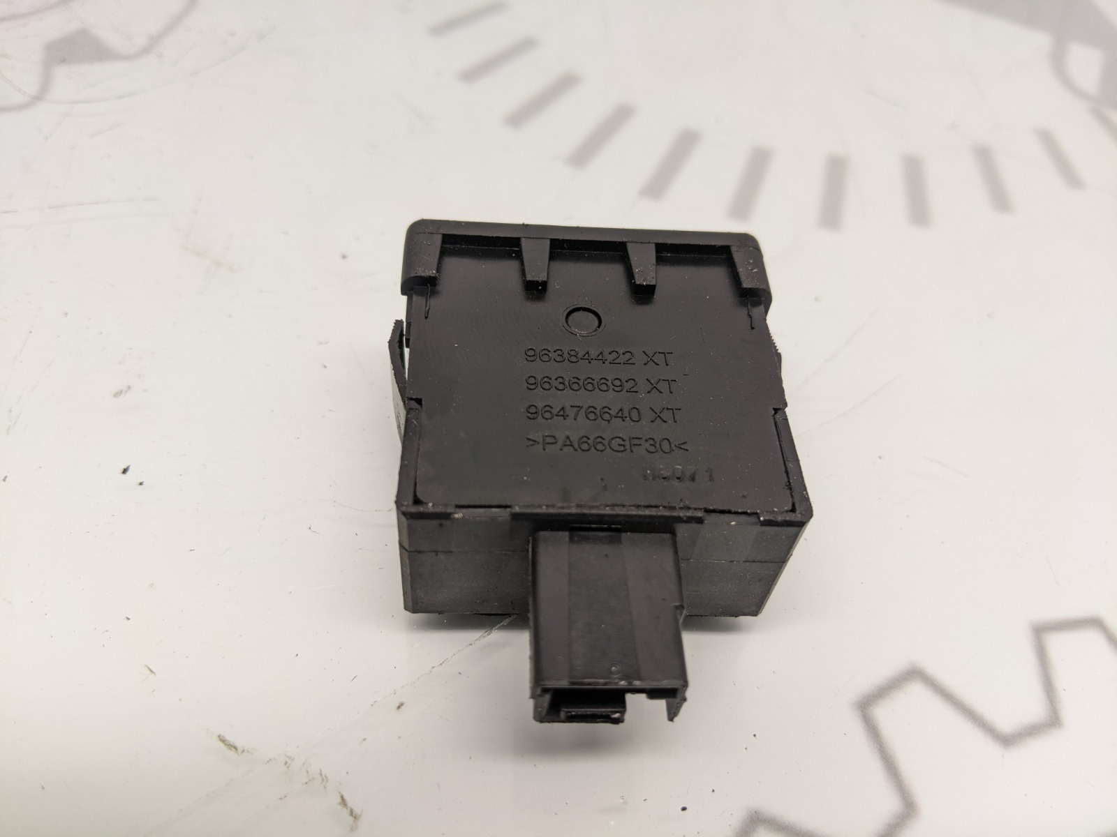 Кнопка корректора фар Citroen C5 1.6 HDI 2008 (б/у)