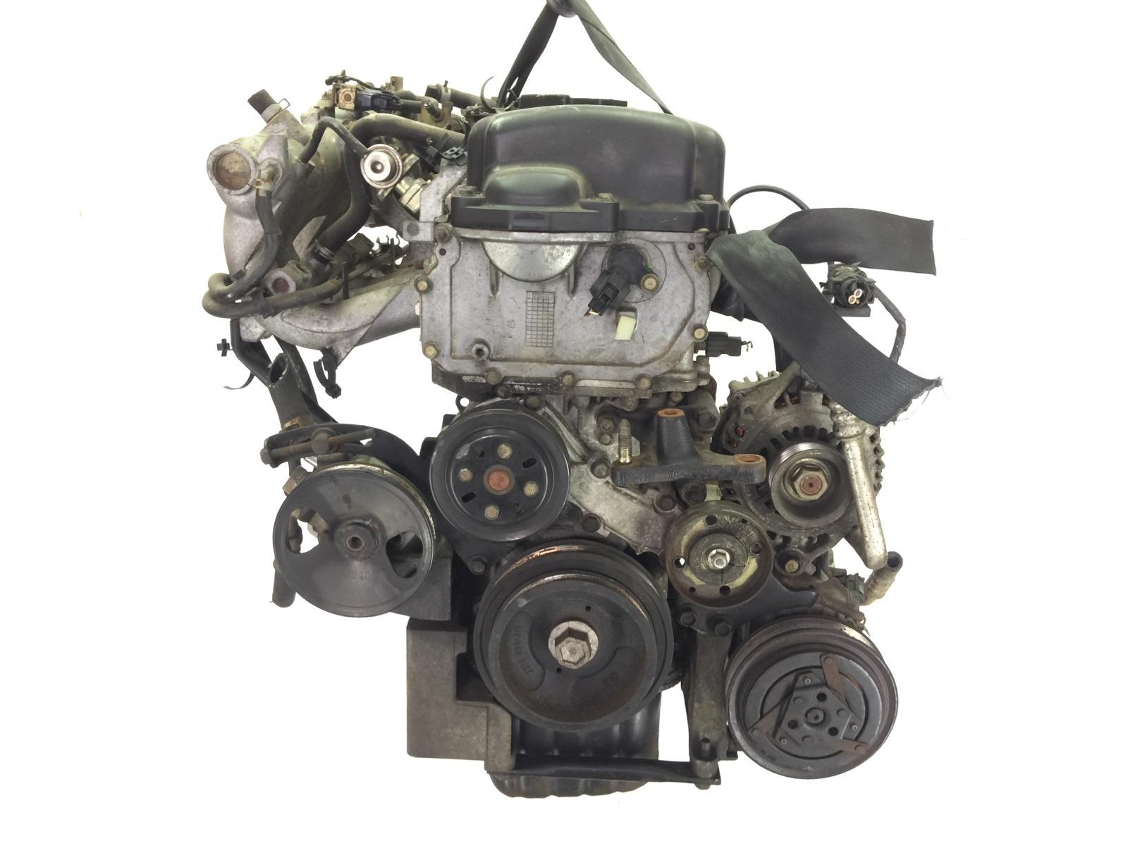 Двигатель Nissan Almera N16 1.5 I 2002 (б/у)