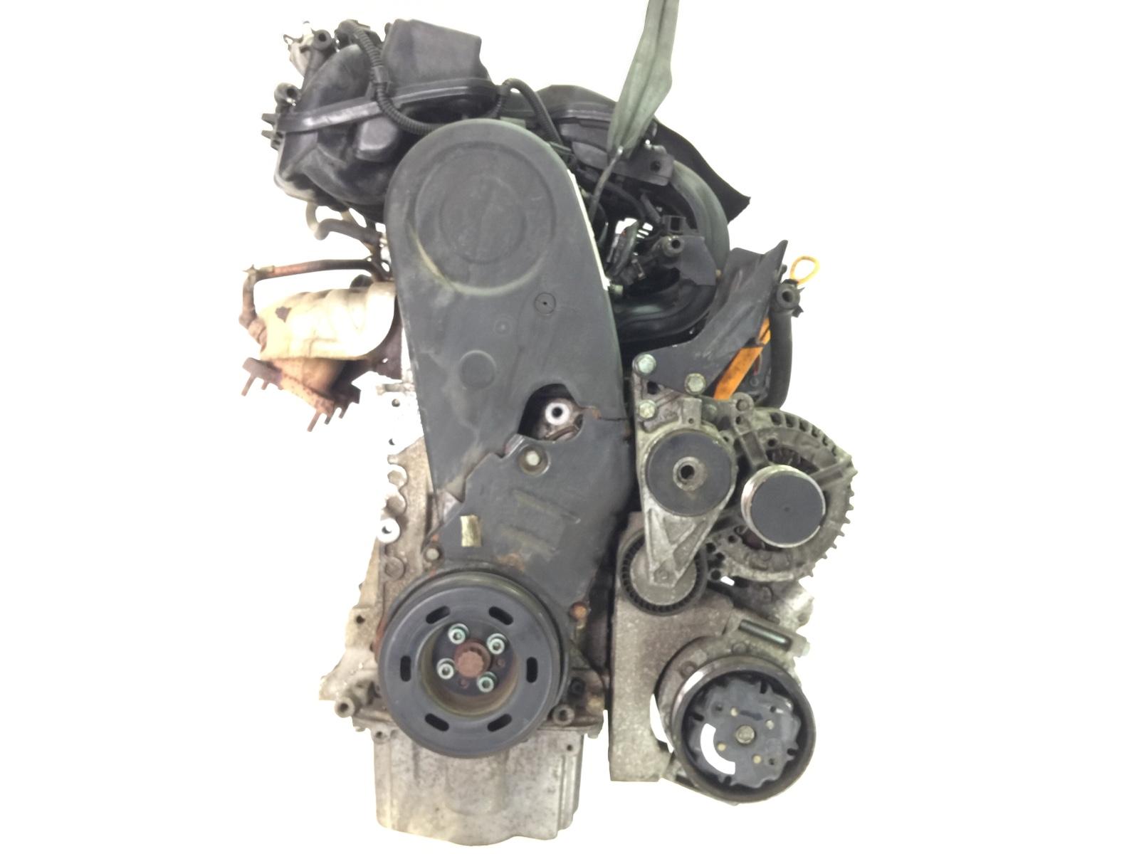 Двигатель Volkswagen Touran 1 1.6 I 2004 (б/у)
