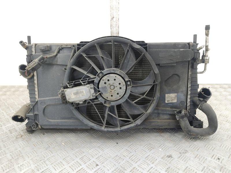 Кассета радиаторов Ford Focus 2.0 TDCI 2008 (б/у)