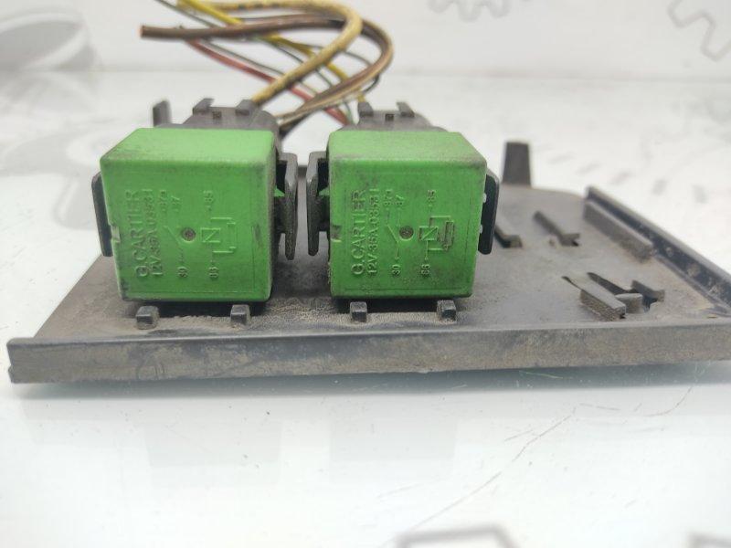 Реле вентилятора Citroen Berlingo 1 2.0 HDI 2005 (б/у)