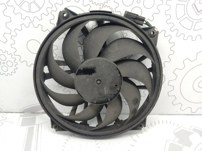 Вентилятор радиатора Citroen Berlingo 1 2.0 HDI 2005 (б/у)