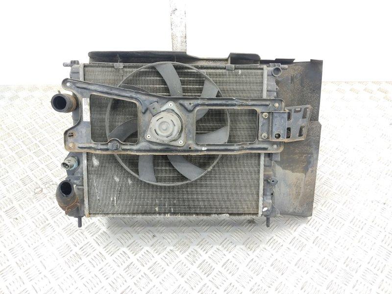 Кассета радиаторов Renault Megane 1 1.4 I 1998 (б/у)