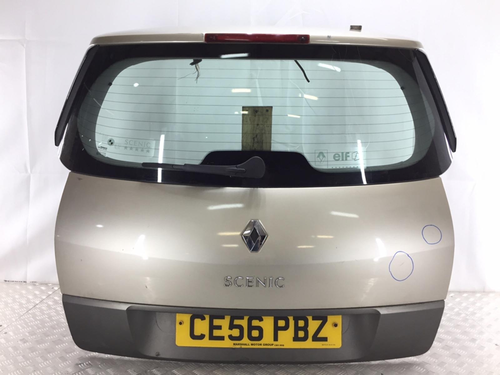 Крышка багажника Renault Scenic 1.6 I 2006 (б/у)