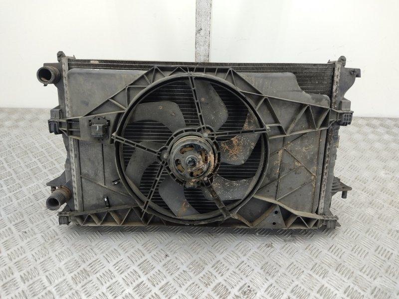 Кассета радиаторов Renault Laguna 2.0 DCI 2006 (б/у)