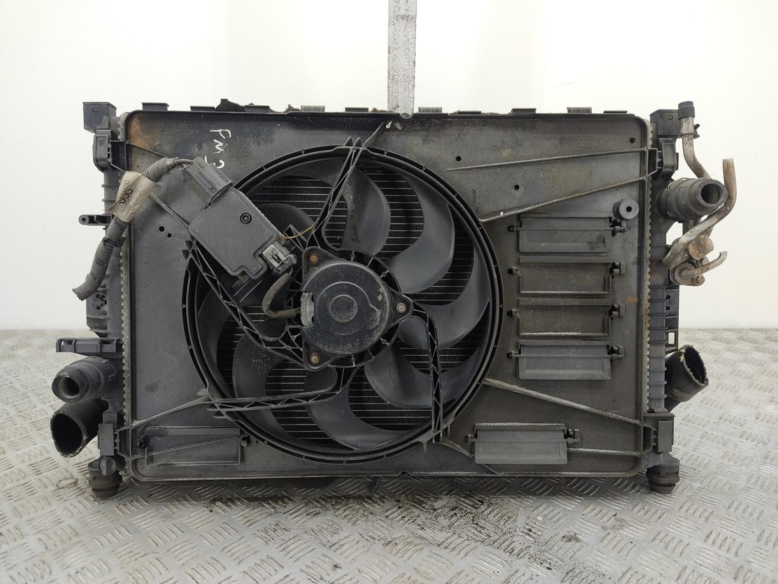 Кассета радиаторов Ford Mondeo 2.0 TDCI 2012 (б/у)