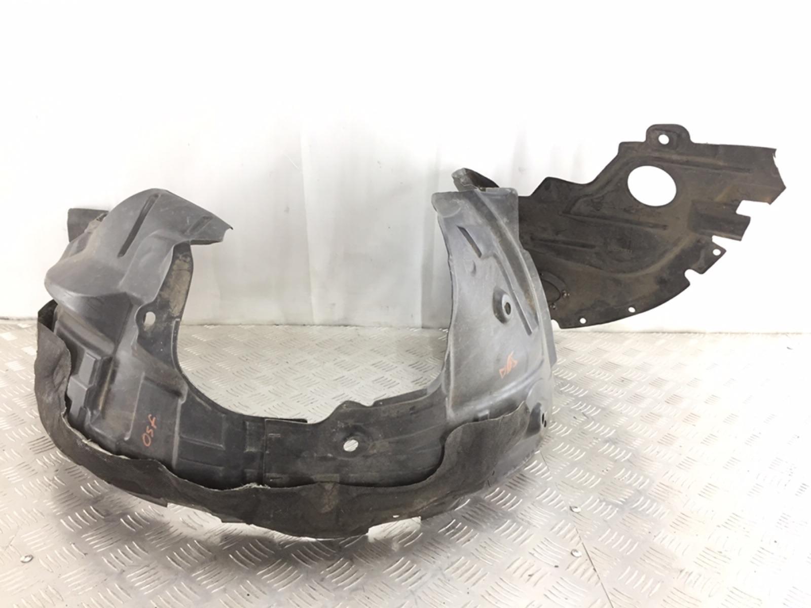 Защита арок передняя правая (подкрылок) Mazda 6 2.2 CDTI 2009 (б/у)
