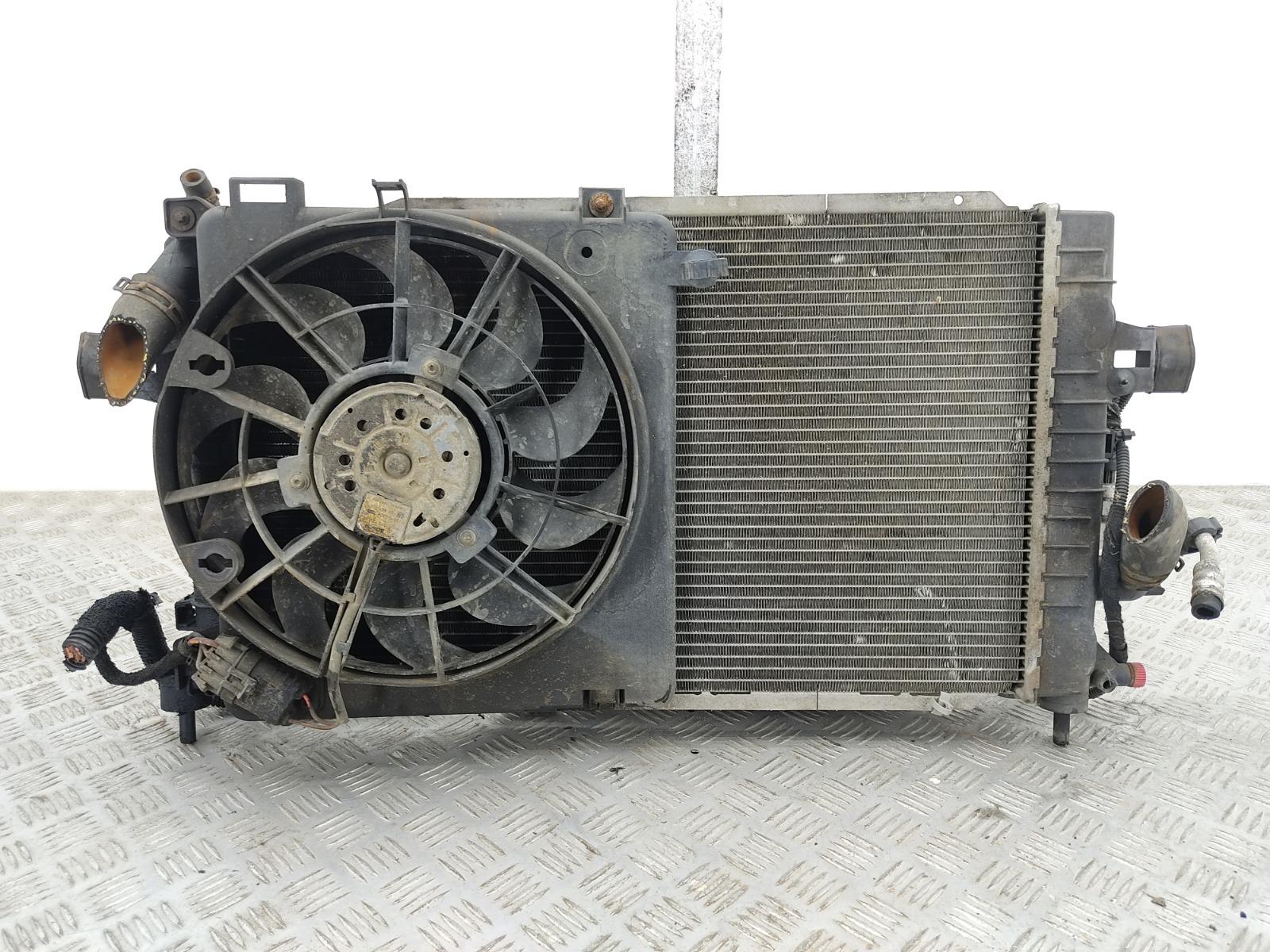 Кассета радиаторов Opel Astra H 1.3 CDTI 2007 (б/у)