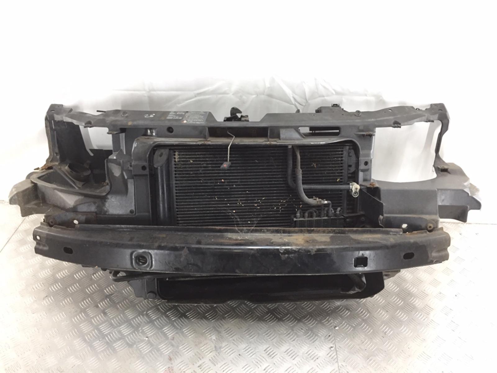 Панель передняя (телевизор) Ford Galaxy 1.9 TDI 2004 (б/у)