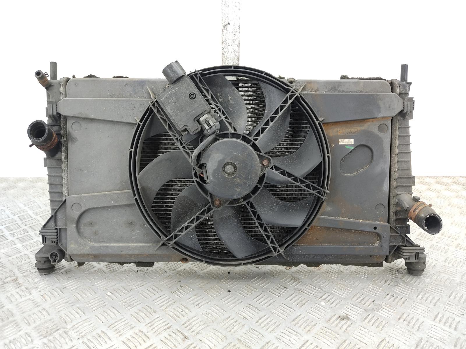 Кассета радиаторов Ford Focus 1.6 I 2005 (б/у)