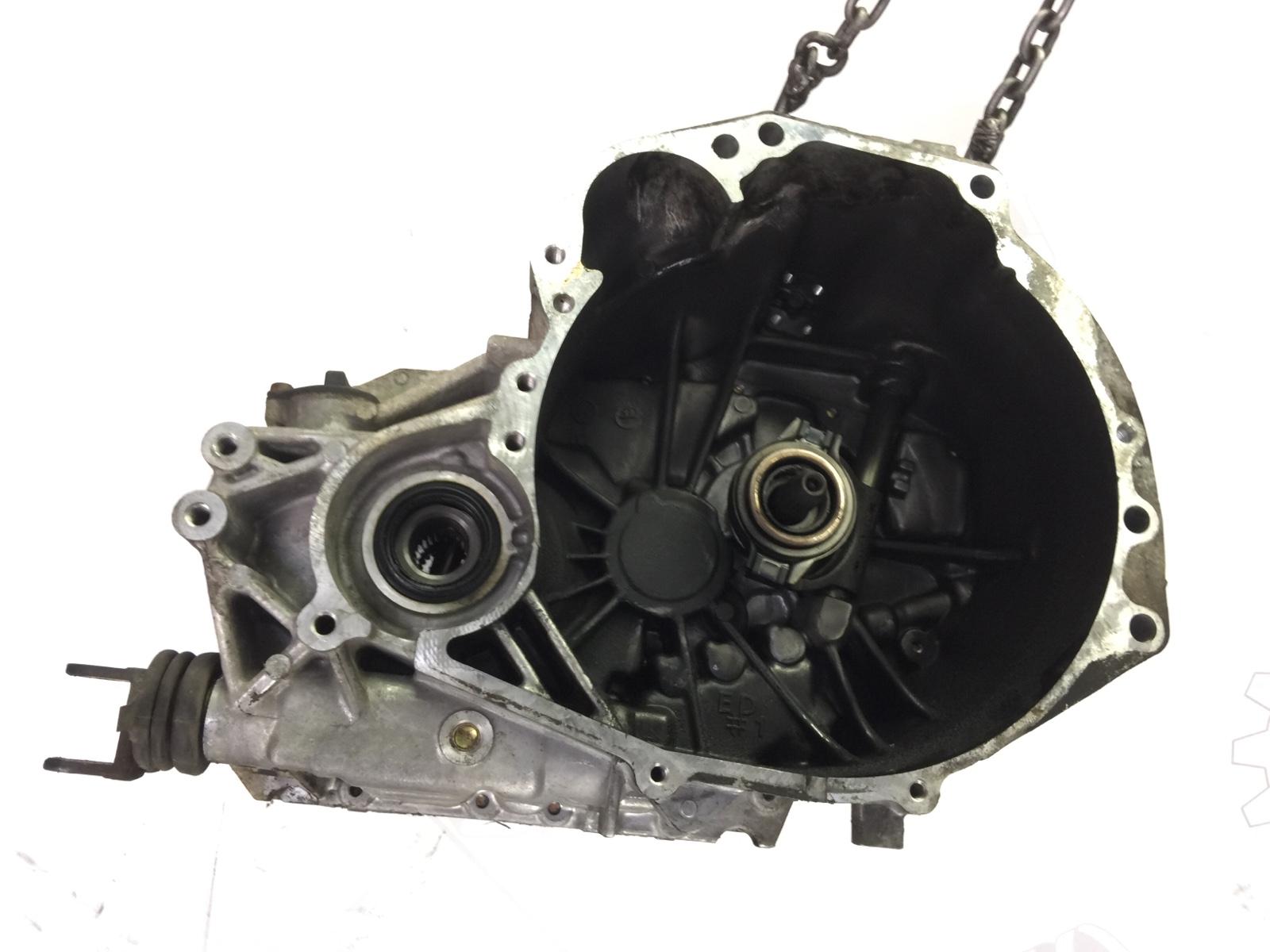 Кпп механическая (мкпп) Nissan Primera P12 1.8 I 2004 (б/у)