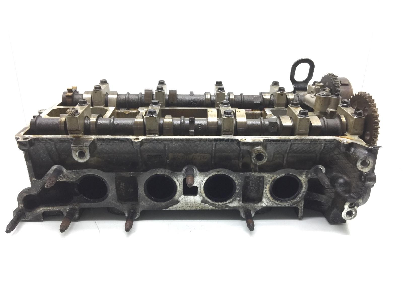 Головка блока цилиндров Mazda 5 2.0 I 2010 (б/у)
