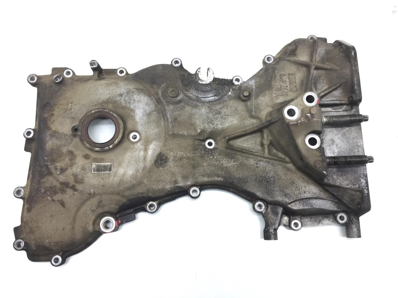 Крышка двигателя передняя Mazda 5 2.0 I 2010 (б/у)