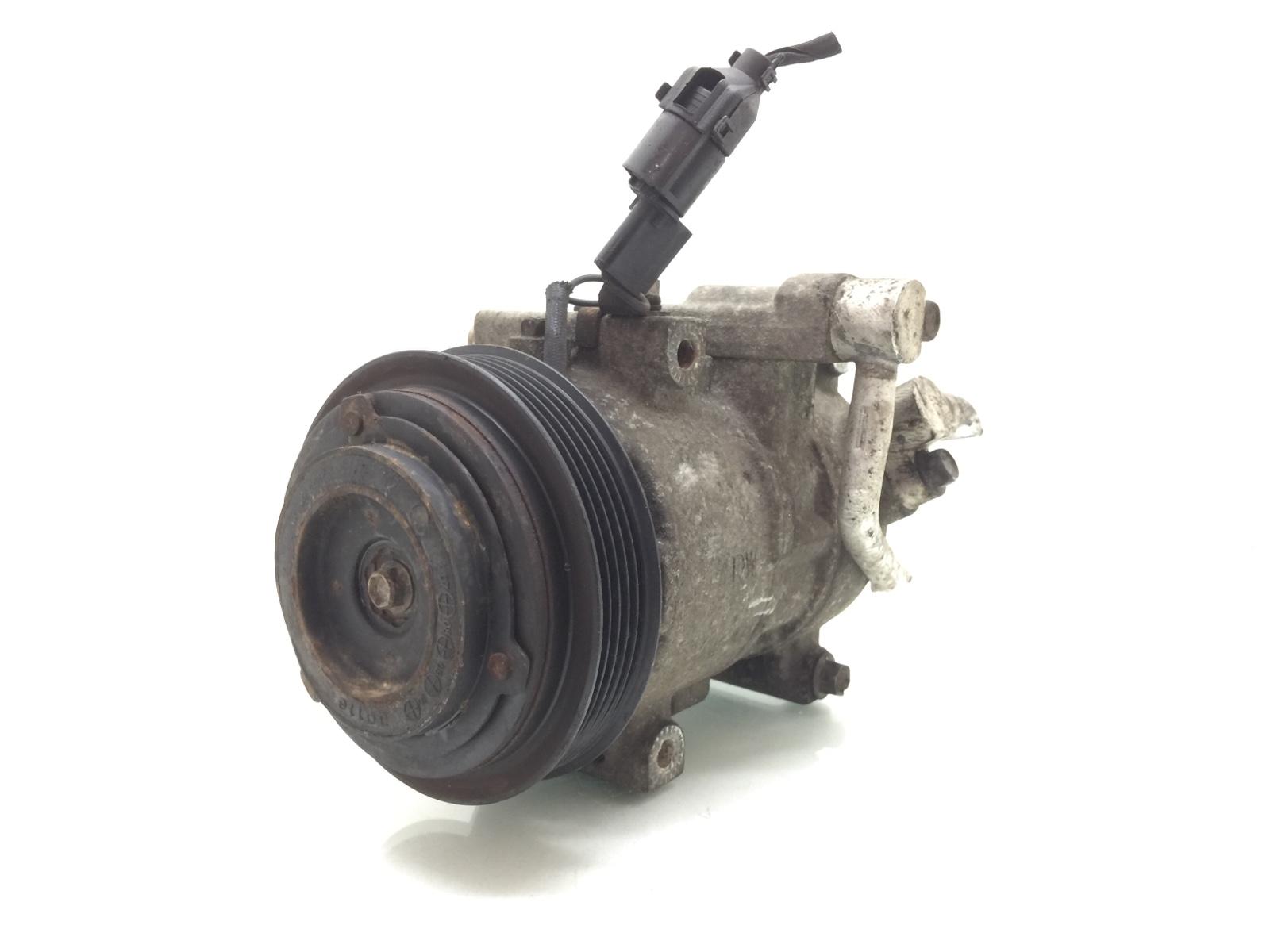 Компрессор кондиционера Hyundai I20 PB 1.2 I 2009 (б/у)