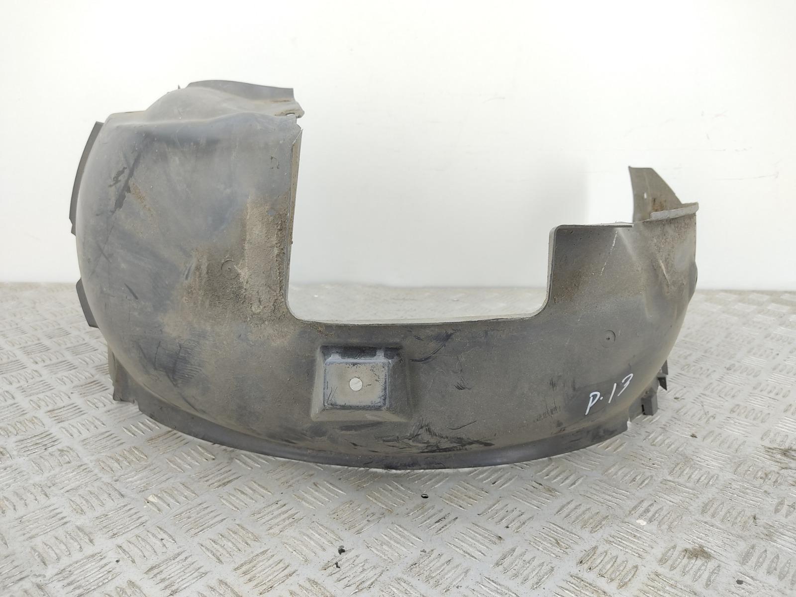 Защита арок передняя левая (подкрылок) Opel Vectra C 2.2 I 2006 (б/у)
