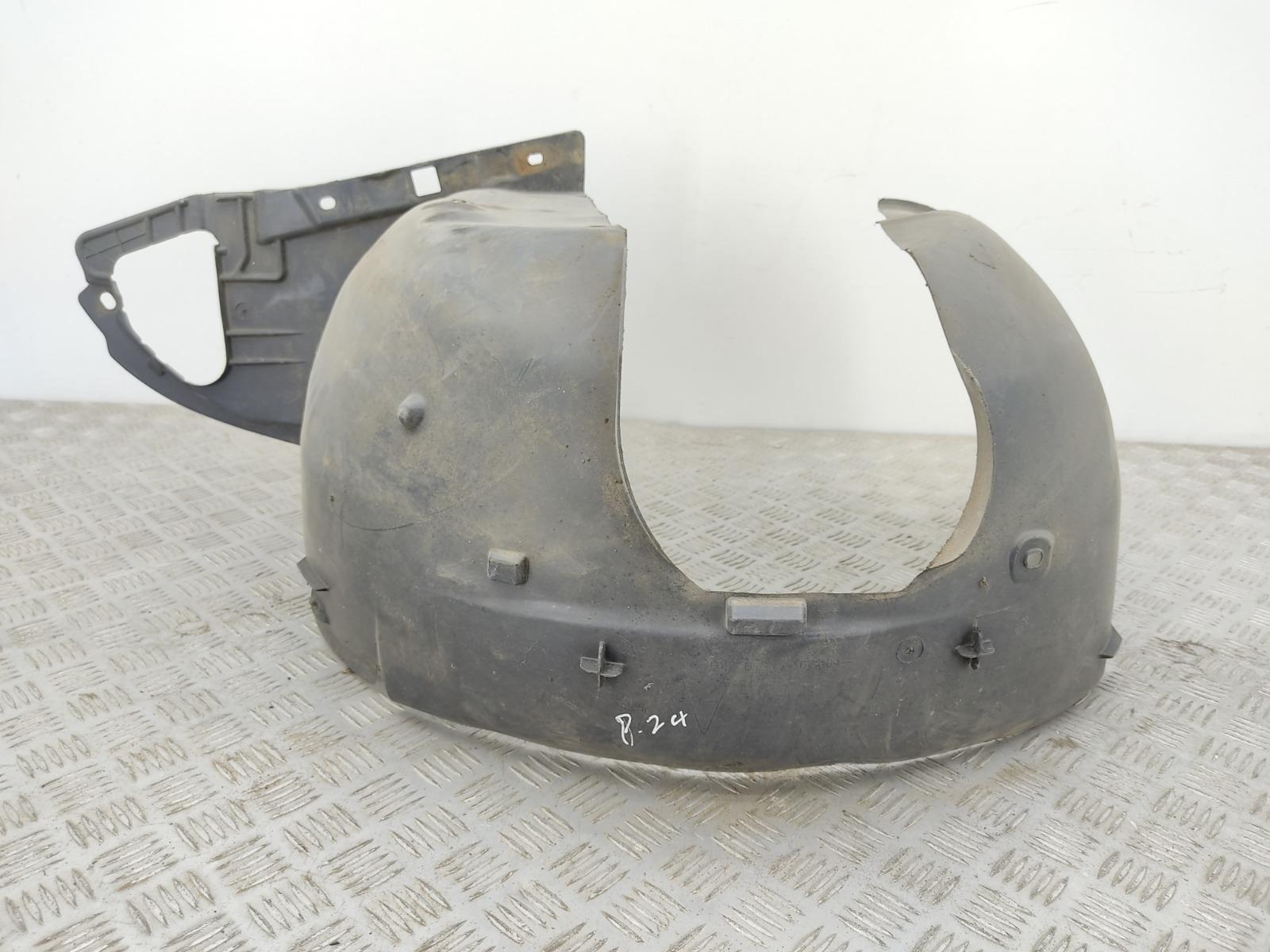 Защита арок передняя левая (подкрылок) Peugeot 207 1.4 I 2009 (б/у)