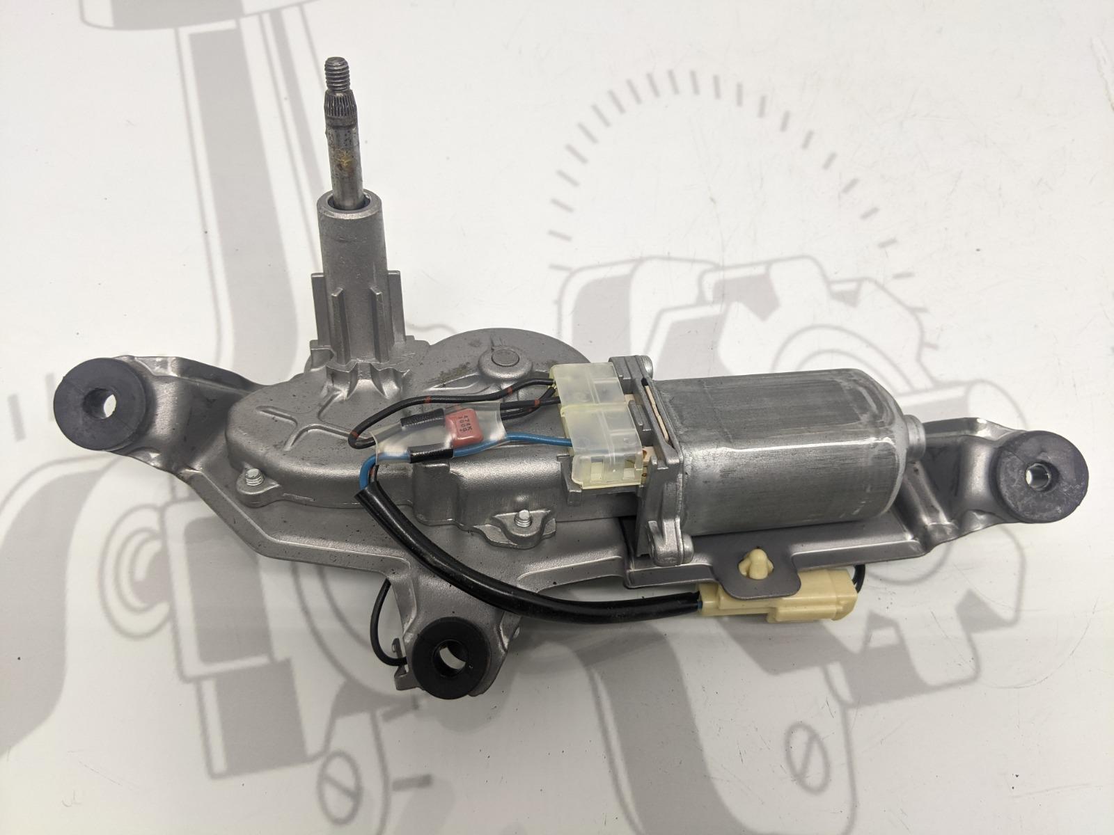 Моторчик заднего стеклоочистителя (дворника) Mazda 6 2.0 I 2007 (б/у)