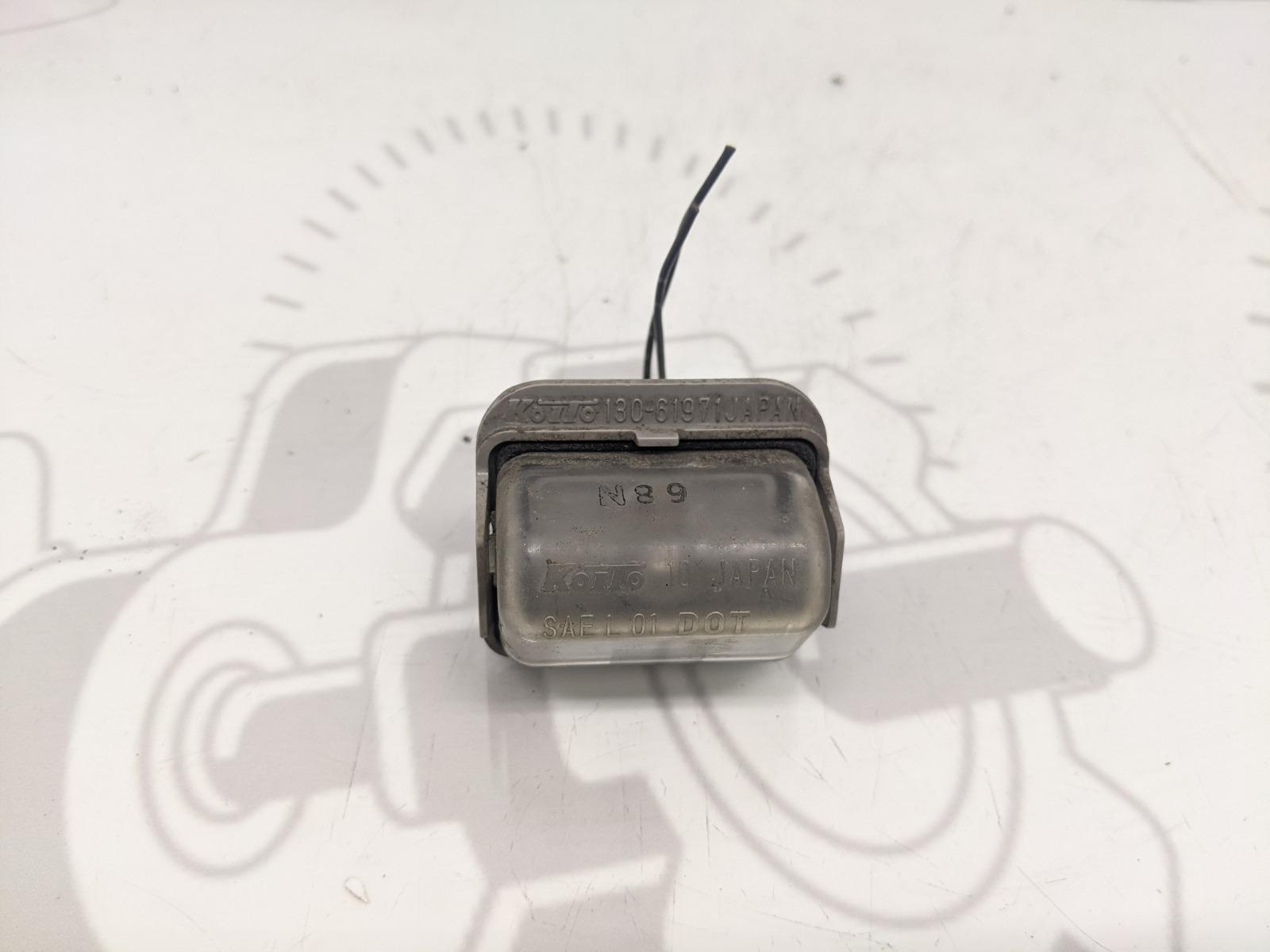 Подсветка номера Mazda 6 2.0 I 2007 (б/у)