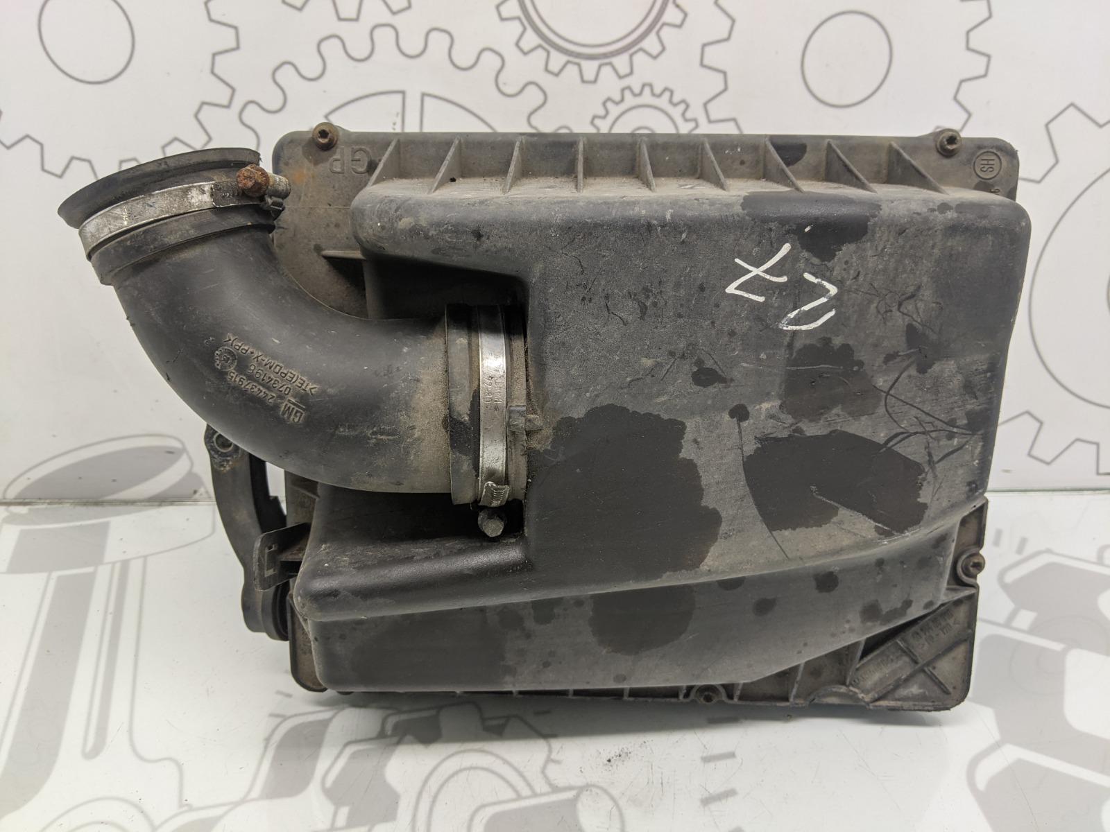 Корпус воздушного фильтра Opel Astra H 1.6 I 2005 (б/у)