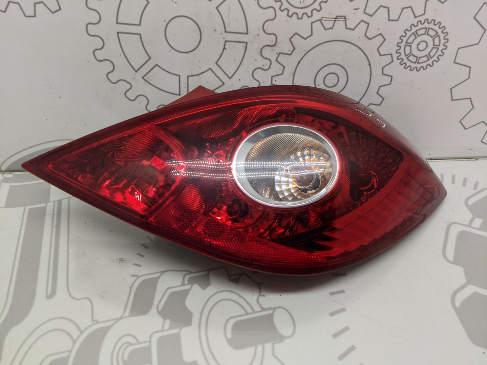 Фонарь задний правый Opel Corsa D 1.3 CDTI 2007 (б/у)